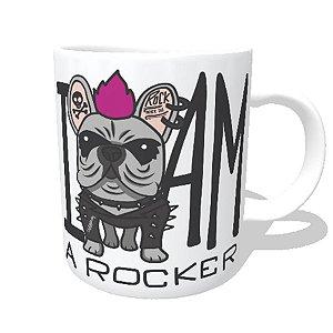 Caneca I Am a Rocker