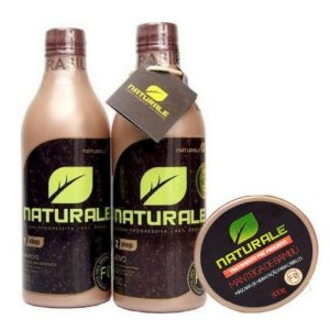Combo Naturale Máscara 300gr + Progressiva 500ml