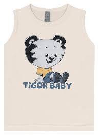 Regata - Branco (Tigor Baby) Tigor T. Tigre - Nanda Baby 42ff3aad8dd