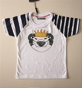 94f9b3f8bf Camiseta Tigor T. Tigre Branca