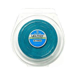 Fita Adesiva Para Mega Hair Dupla Face Azul Lace Front 36 Yards