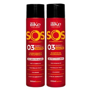 iLike SOS Antiemborrachamento Kit - 02 Produtos