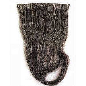 Mega Hair Tic Tac Humano Invisivel Cast Com Luzes 50cm 100gr