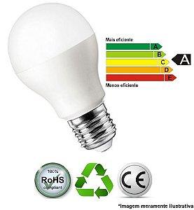 Lâmpada LED Bulb-A 10W 85V-265V