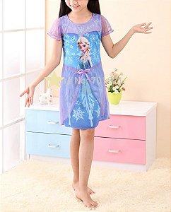 Vestido Elsa Congelante