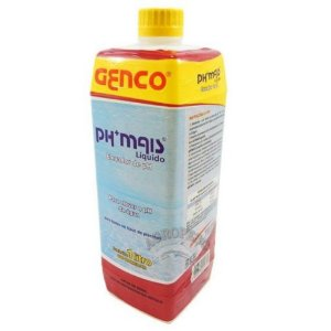 GENCO ELEVADOR DE PH + LIQUIDO 01 LITRO
