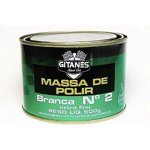 MASSA DE POLIR GITANES 500 GRAMAS