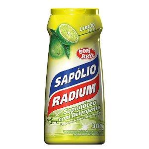 SAPOLIO RADIUM PO LIMAO 300 GRAMAS