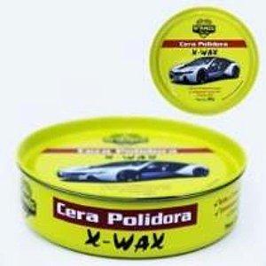 CERA POLIDORA X-WAX TRADICIONAL 200 GRAMAS