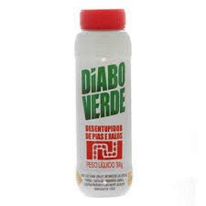 DESENTUPIDOR DIABO VERDE 300 GRAMAS