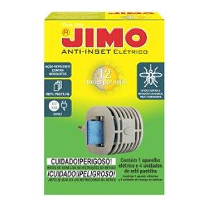 JIMO ANTI-INSET ELETRICO APARELHO COM 04 REFIS
