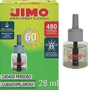 JIMO ANTI-INSET REFIL LIQUIDO 60 NOITES