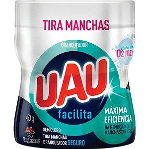 INGLEZA TIRA MANCHAS EM PO BRANQUEADOR FACILITA 450 GRAMAS