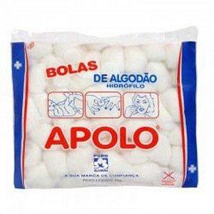 ALGODAO APOLO BOLAS 50 GRAMAS