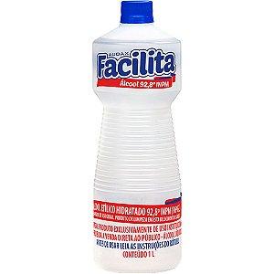 AUDAX FACILITA ALCOOL 92,8º - 01 LITRO