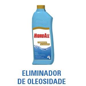 HCL ELIMINADOR DE OLEOSIDADE 01 LITRO