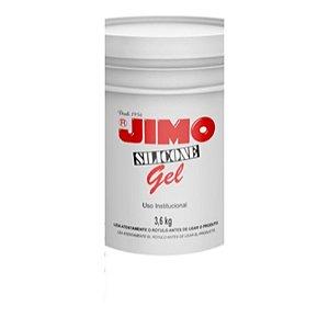 JIMO SILICONE GEL CHEIRO DE CARRO NOVO - 3,6 KGS
