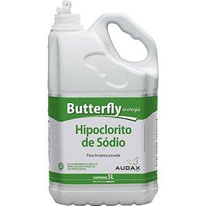 AUDAX BUTTERFLY HIPOCLORITO DE SODIO 05 LITROS