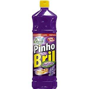 DESINFETANTE PINHO BRIL CAMPOS DE LAVANDA 01 LITRO