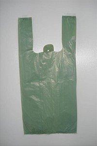 SACOLA PLASTICA COLORIDA 40 X 50 CM