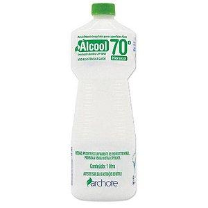 ARCHOTE ALCOOL 70% INPM 01 LITRO