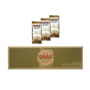 ACUCAR SACHET UNIAO COM 400 UNIDADES X 05 GRAMAS