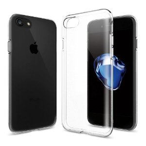 Capa Spigen Ultra Hybrid Crystal Clear Transparente Apple iPhone 7