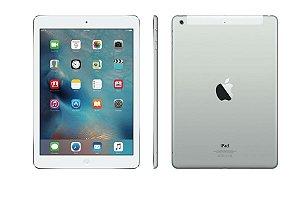 f881d177d Apple iPad Air 16GB Prata WI-FI 4G - Seminovo