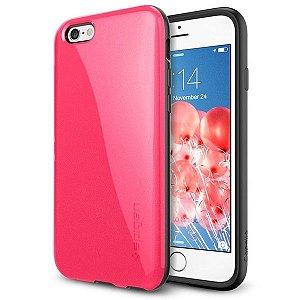 Case Spigen Capella iPhone 6s 6 Rosa Azalea Pink Capa