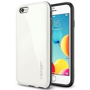 Case Spigen Capella iPhone 6s 6 Branca Shimmery White Capa