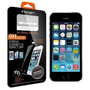 482caa891 Película de Vidro Temperado iPhone 5 5C Spigen Apple