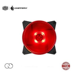 Cooler Master MasterFan MF120L Red