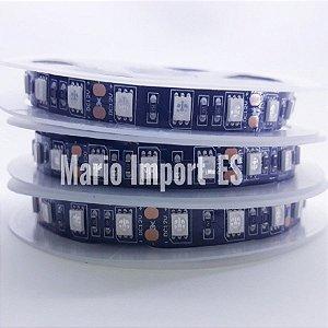 10 Fita Led Ultravioleta 5050(12 rolos 5m) Serigrafia, Etc