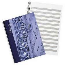 Caderno de Musica