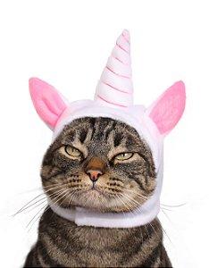 Fantasia de Unicórnio | Para Gatos