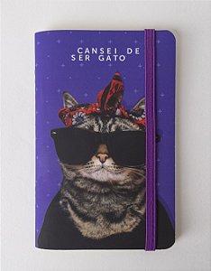 Caderninho Roxo