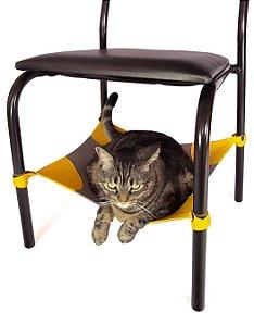 Rede de Cadeira | Para Gatos