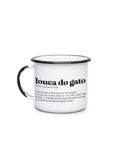 Caneca | Louca do Gato
