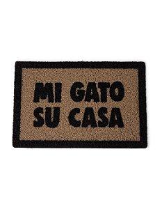 Capacho Mi Gato