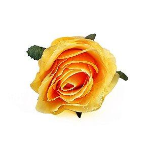 Porta-Guardanapo Rosa Amarela