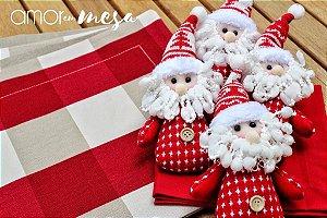 Porta-Guardanapo Papai Noel