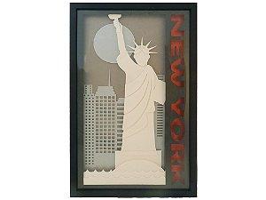Quadro New York - Produto Exclusivo!
