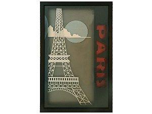 Quadro Paris - Produto Exclusivo!