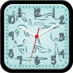 Relógio de parede divertido - Pilates