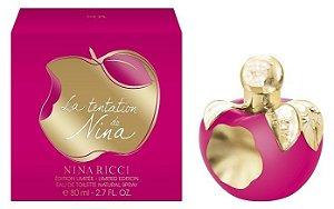 Perfume Nina Ricci La Tentation Feminino Edt 50ml