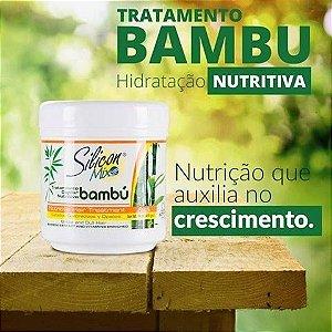 Silicon Mix Bambu Nutritive Tratamento Capilar 450g