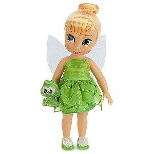 Boneca Princesa Sininho Disney Animators