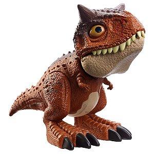 Dinossauro Bebê Carnotaurus - Dino Escape - Jurassic World - Mattel