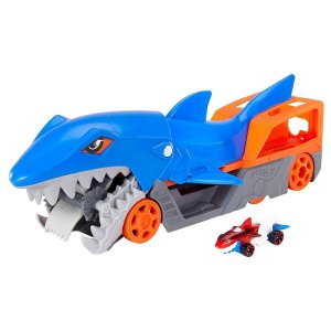 Guincho Tubarão - Hot Wheels City - Mattel