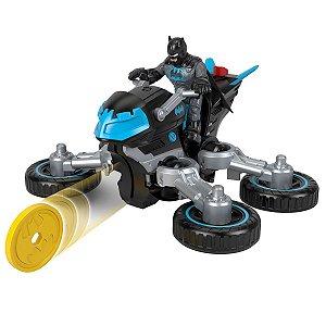 Imaginext DC Super Friends Moto do Batman Batmoto Bat-Tech